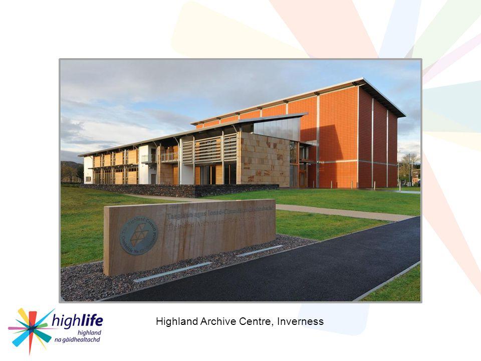Highland Archive Centre, Inverness