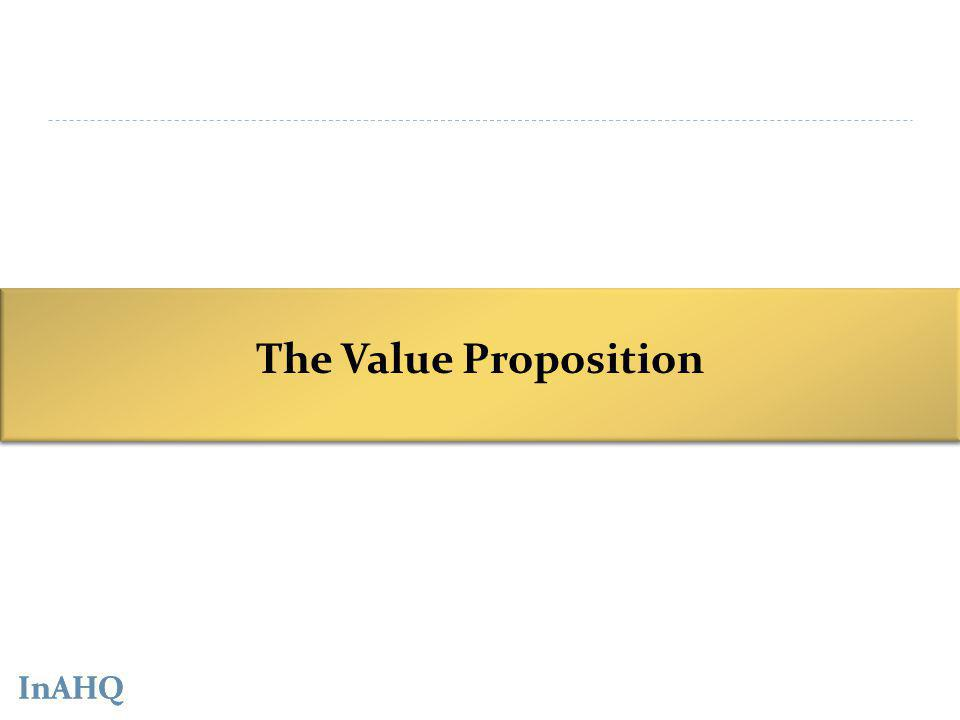 InAHQ The Value Proposition