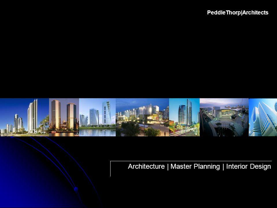 PeddleThorp|Architects Architecture | Master Planning | Interior Design