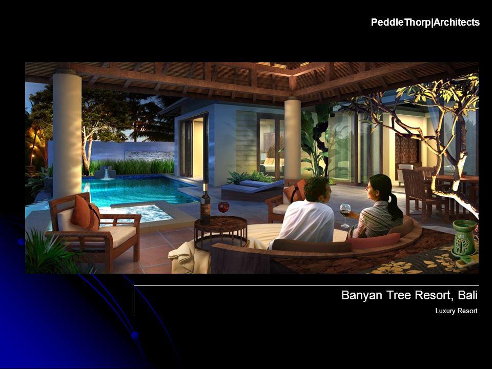 Banyan Tree Resort, Bali Luxury Resort