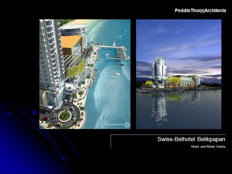 Swiss-Belhotel Belikpapan Hotel and Retail Centre