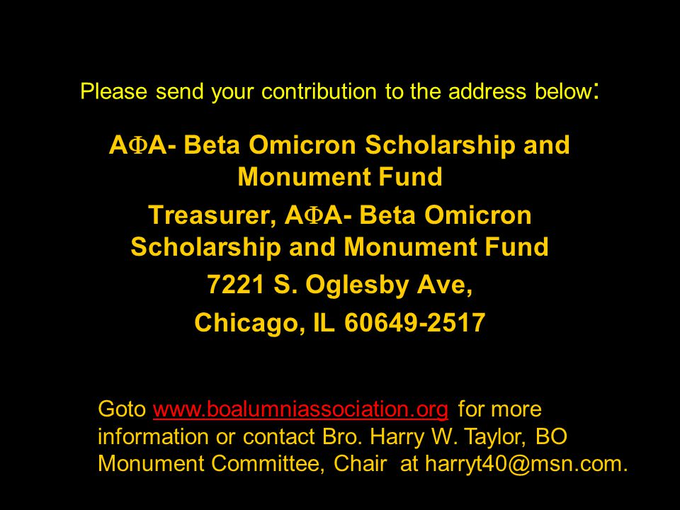 Donate by September 26, 2009 to have your place on the monument for the dedication on Saturday, November 7, 2009.