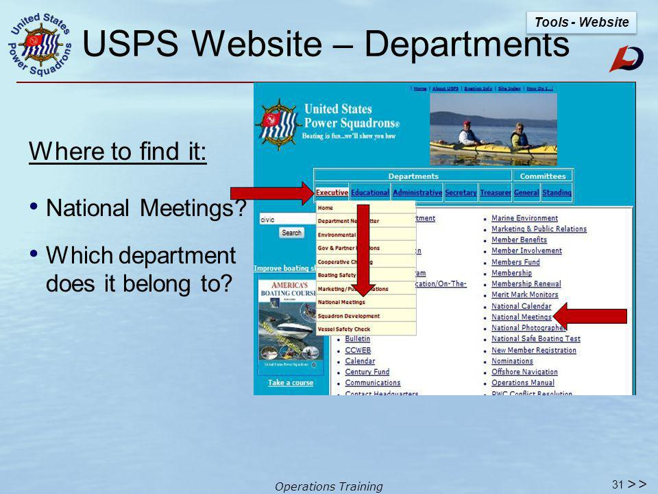 Operations Training New Member Benefits Where to Find USPS Home Page Member Stuff Search Site Index Admin Drop Down Member Benefits Administrative Department Home Page How do I… Find out about member benefits.