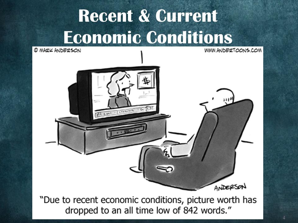 4 Recent & Current Economic Conditions