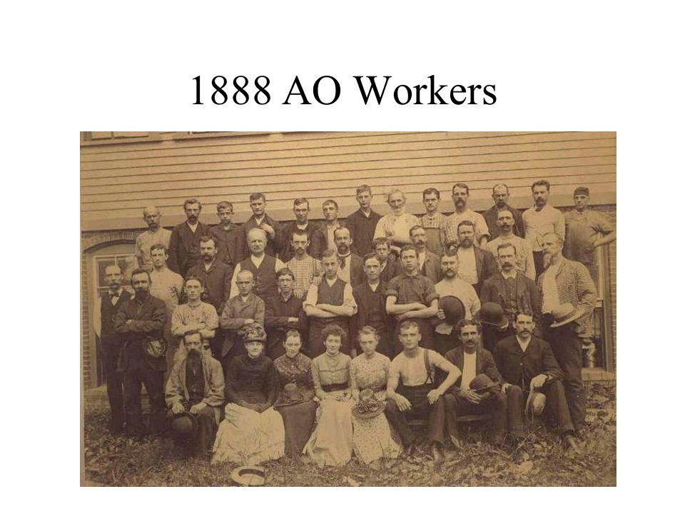 1888 AO Workers