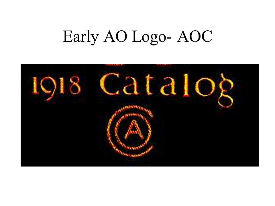 Early AO Logo- AOC
