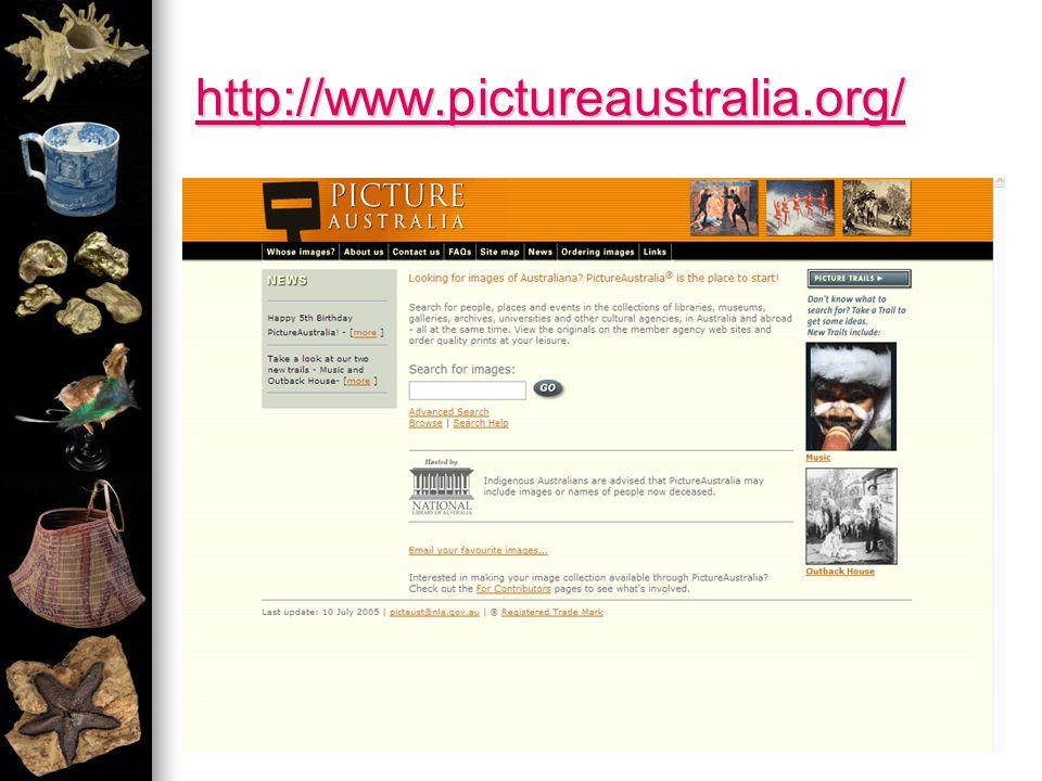 http://www.pictureaustralia.org/