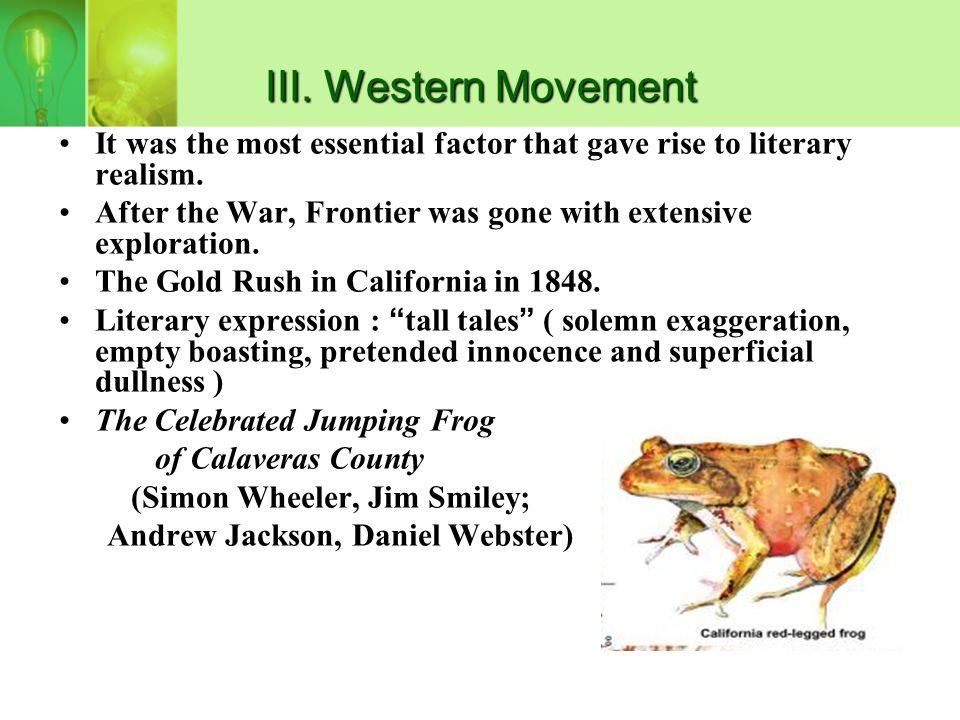 II. The Civil War (1861-65) 1.