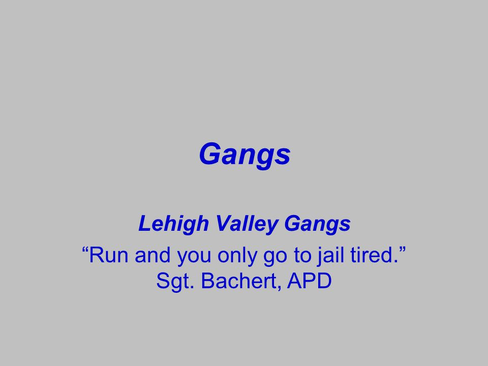 Gang Alliances People Nation Sets (gangs) Latin Kings Bloods Spanish gangs Spanish Lords El Rukns Latin Counts Kents Chicago based Folk Nation Sets (gangs) CRIPS Black gangs Black Gangster Disciples Black Disciples Cobras Eagles Chicago based