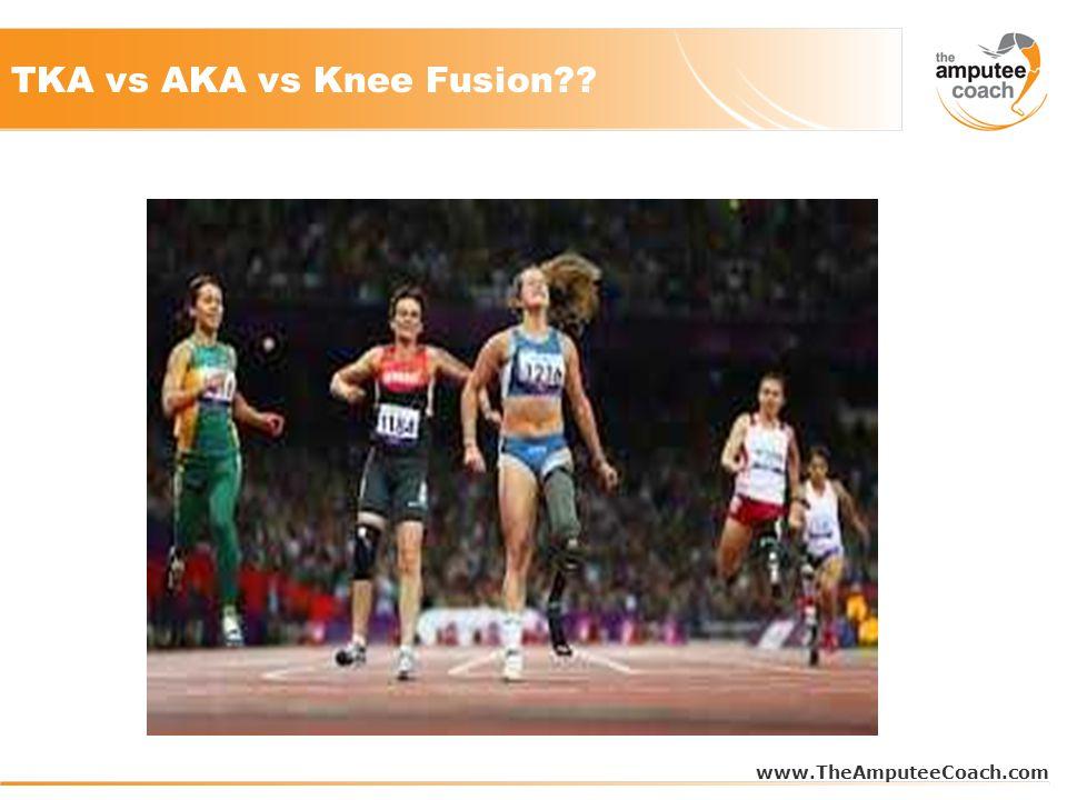 TKA vs AKA vs Knee Fusion?? www.TheAmputeeCoach.com