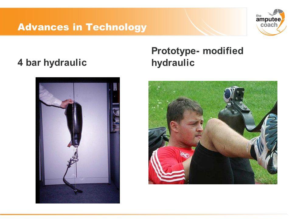4 bar hydraulic Prototype- modified hydraulic