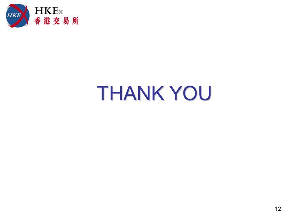 12 THANK YOU THANK YOU