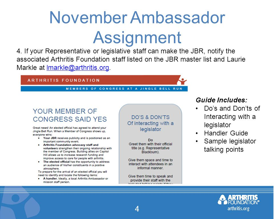November Ambassador Assignment 4 4.
