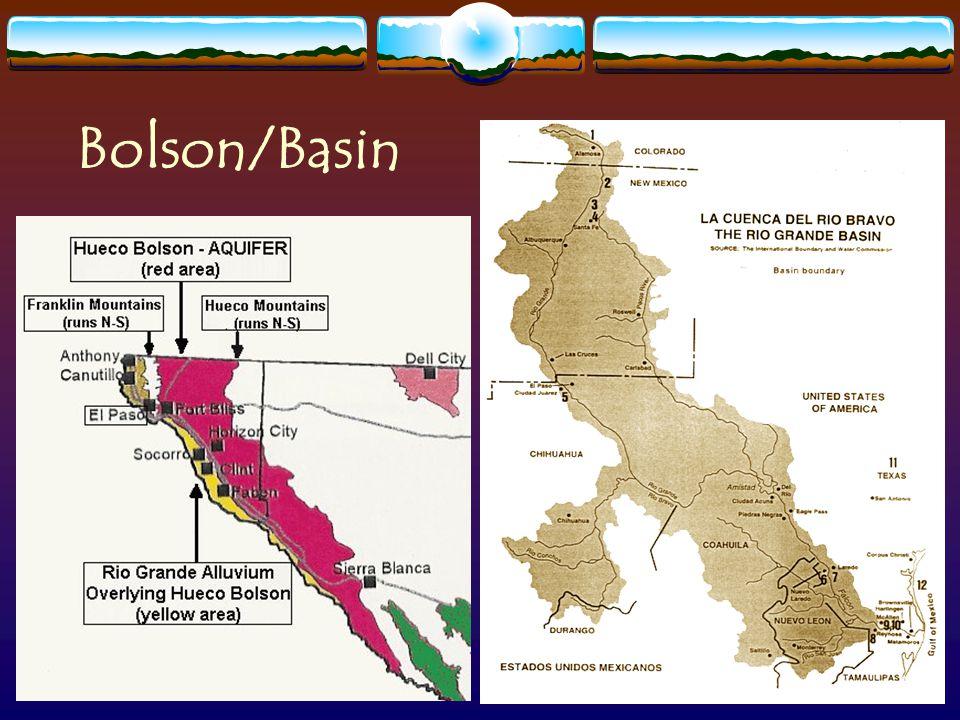 Bolson/Basin