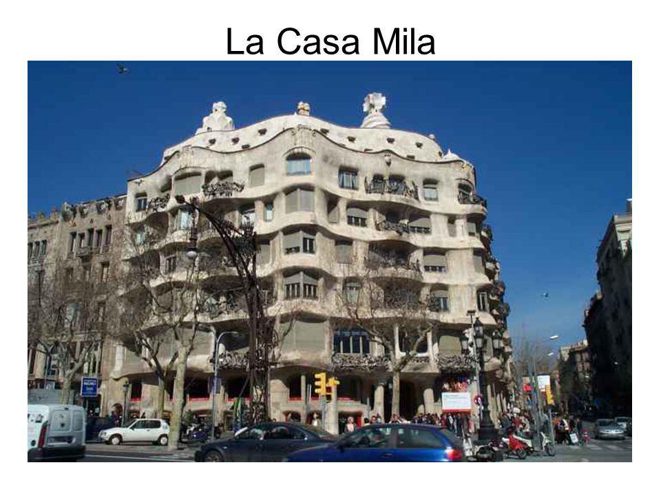 La Casa Mila