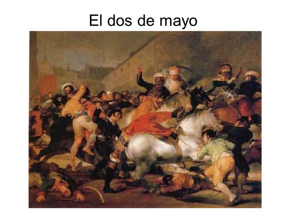 El dos de mayo