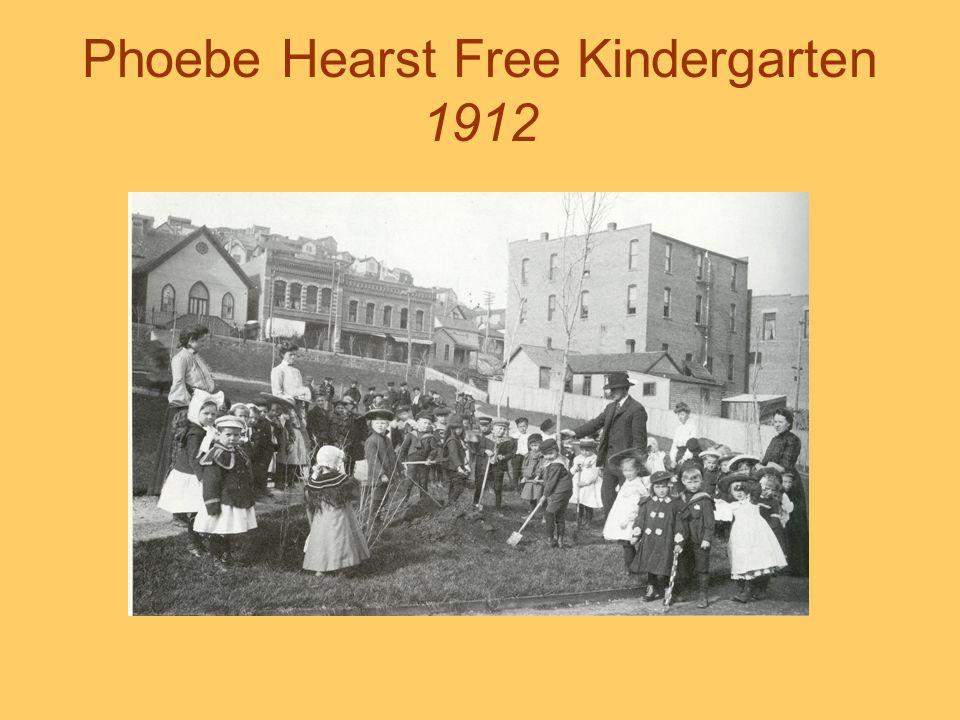 Phoebe Hearst Free Kindergarten