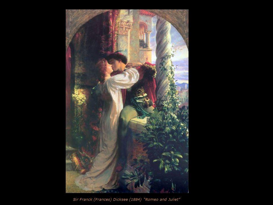 John William Godward (1861-1922) The Old Story