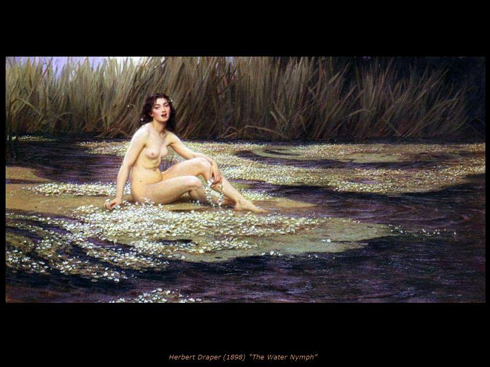 Lawrence Alma Tadema (1896) Whispering Noon