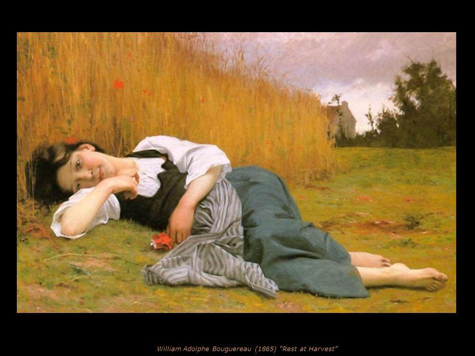 Edmund Blair Leighton (1900) God Speed