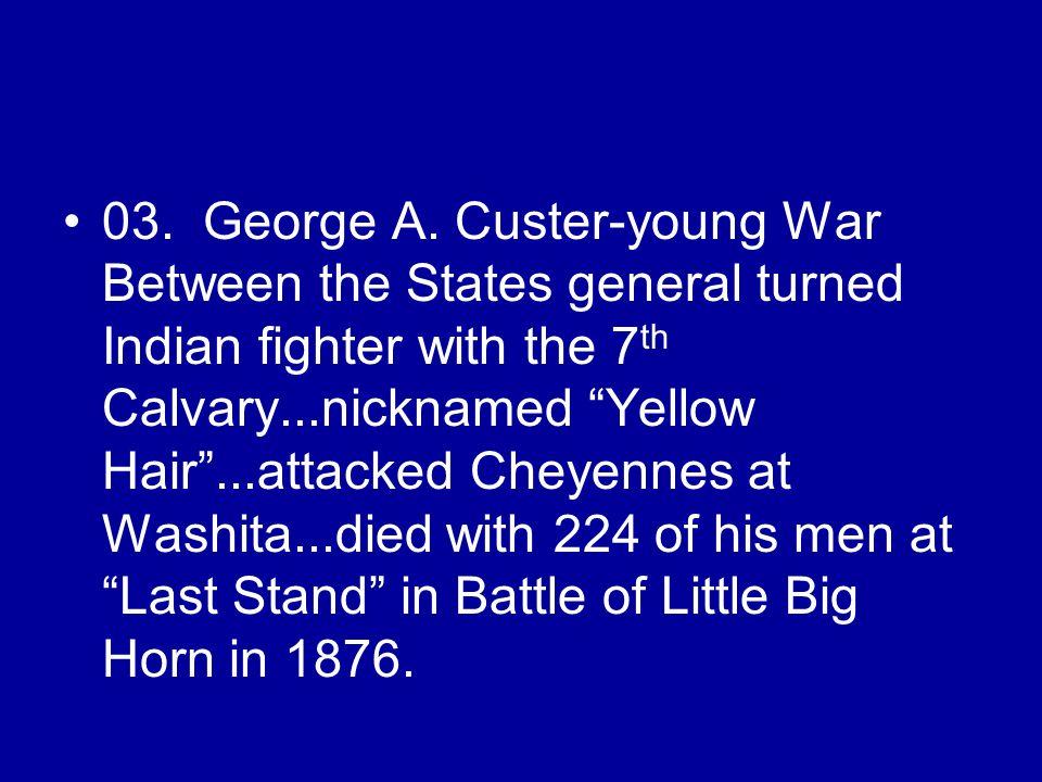 03. George A.