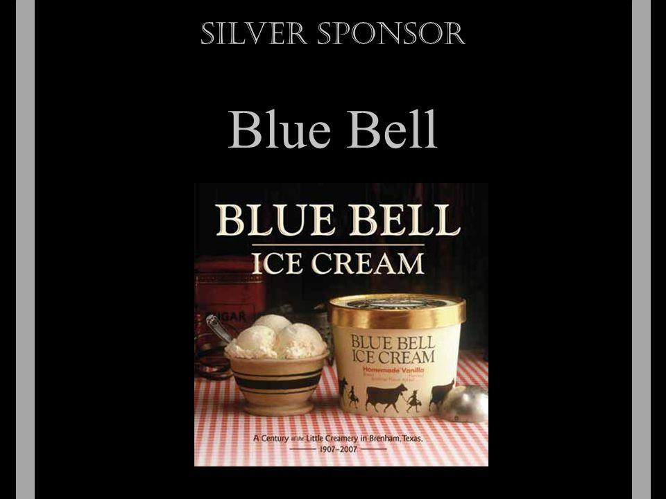Blue Bell Silver Sponsor