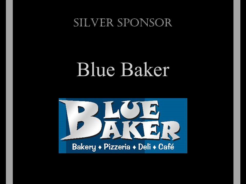 Silver Sponsor Blue Baker