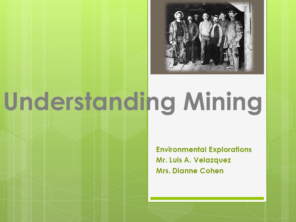 What is mining.Mining is the extraction (removal) of minerals and metals from earth.
