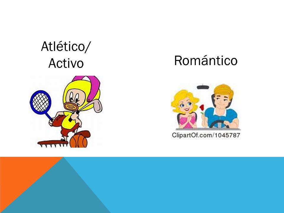 Atlético/ Activo Romántico