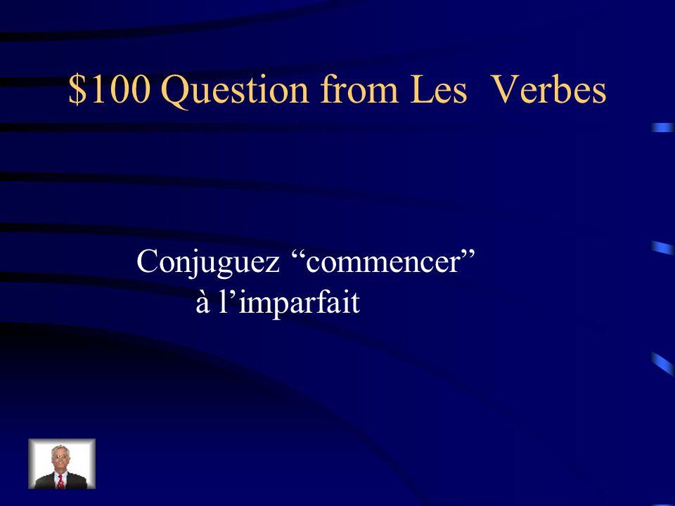 $500 Answer from Vocabulaire un éditeur/une éditrice
