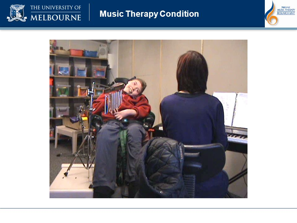 Music Therapy Condition