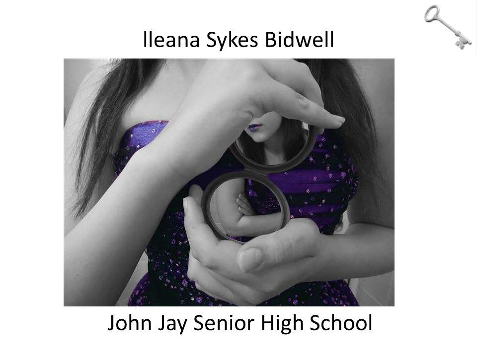 lleana Sykes Bidwell John Jay Senior High School