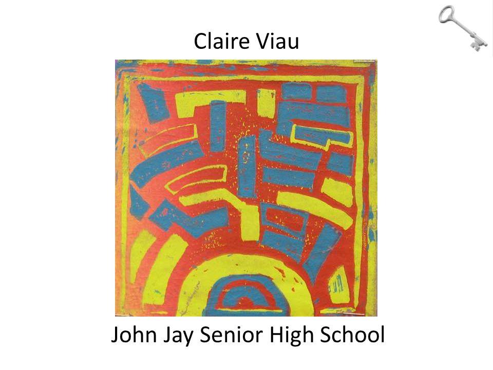 Claire Viau John Jay Senior High School