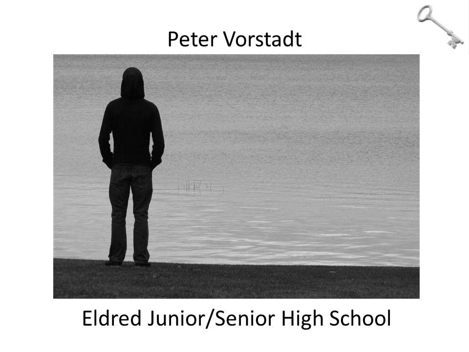 Peter Vorstadt Eldred Junior/Senior High School