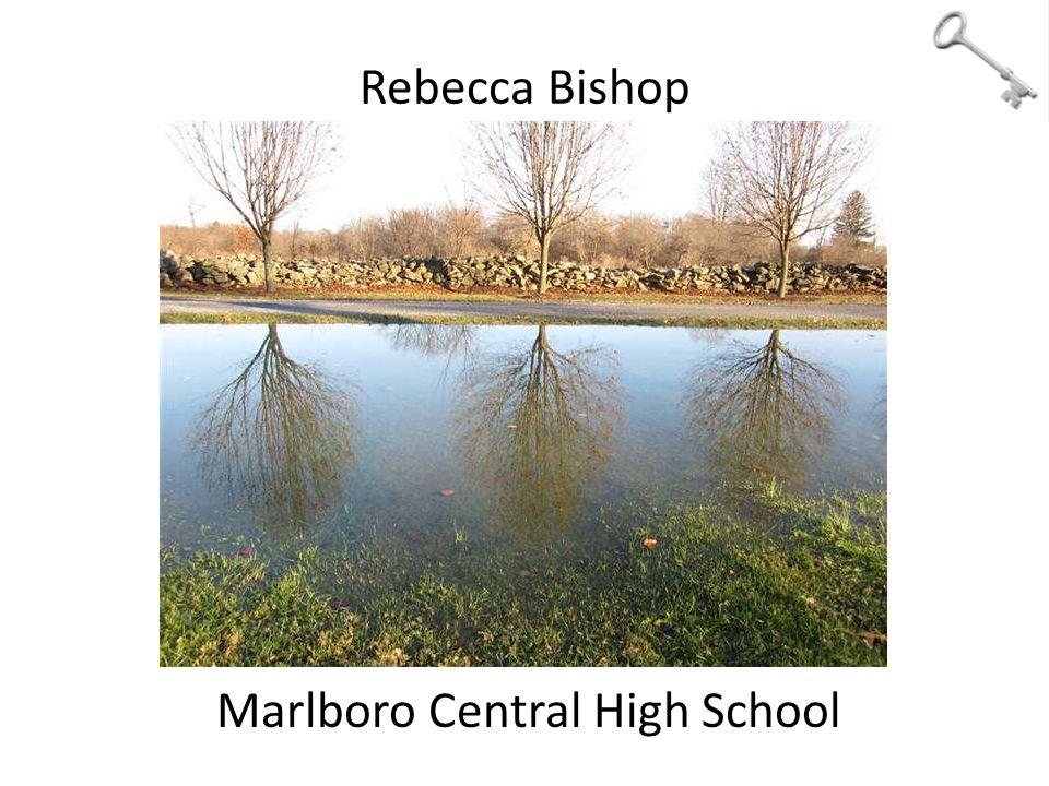 Rebecca Bishop Marlboro Central High School