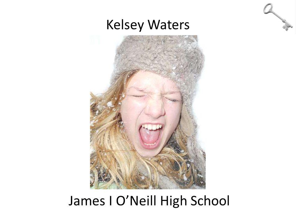Kelsey Waters James I ONeill High School