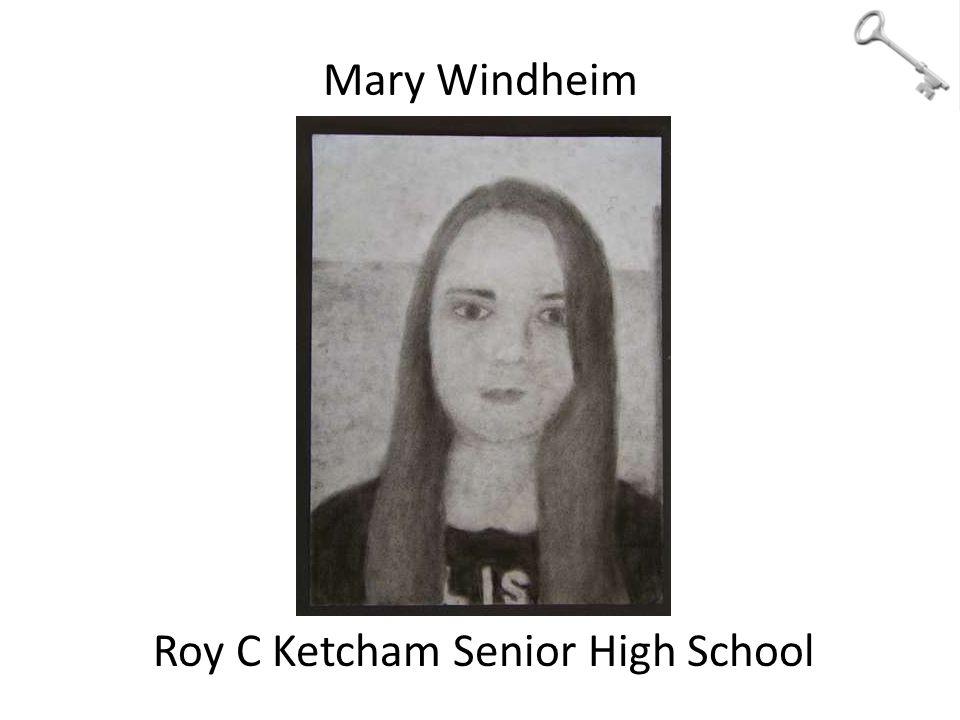Mary Windheim Roy C Ketcham Senior High School