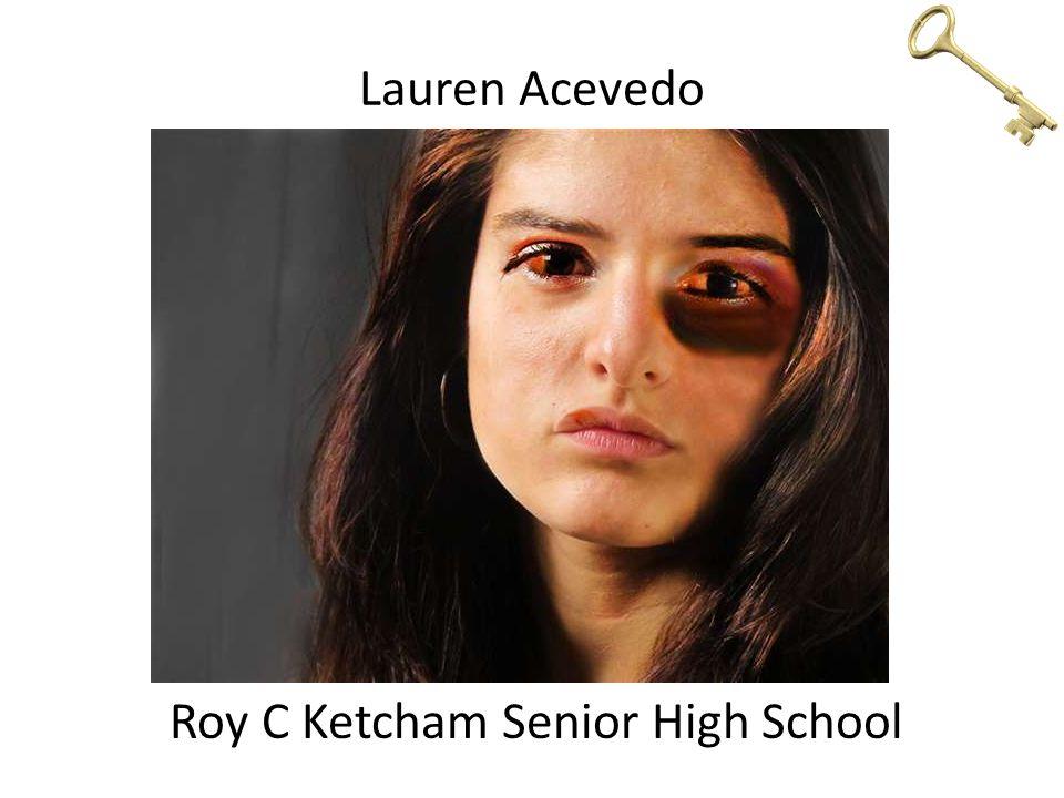 Lauren Acevedo Roy C Ketcham Senior High School