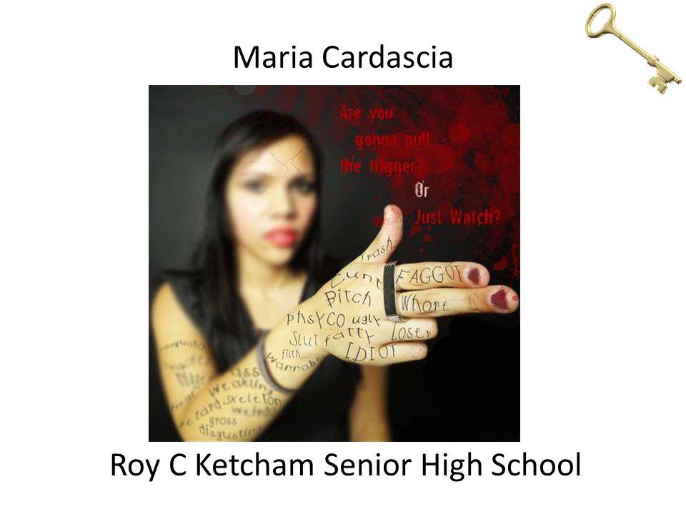 Maria Cardascia Roy C Ketcham Senior High School