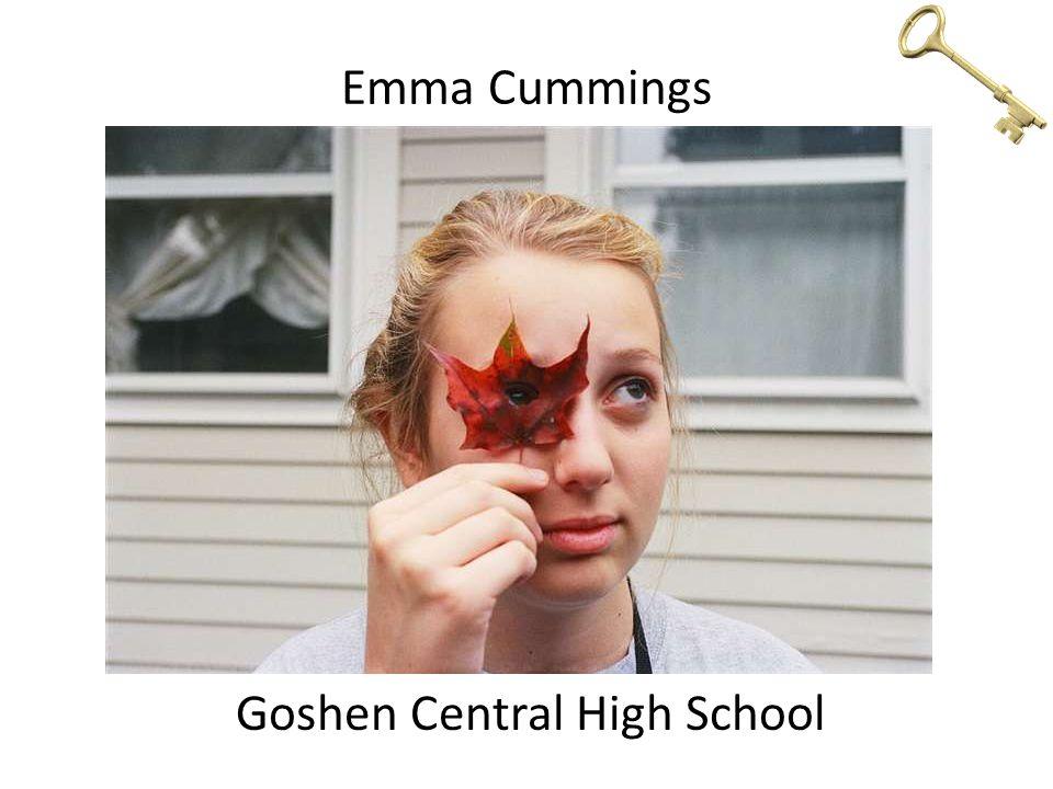 Emma Cummings Goshen Central High School