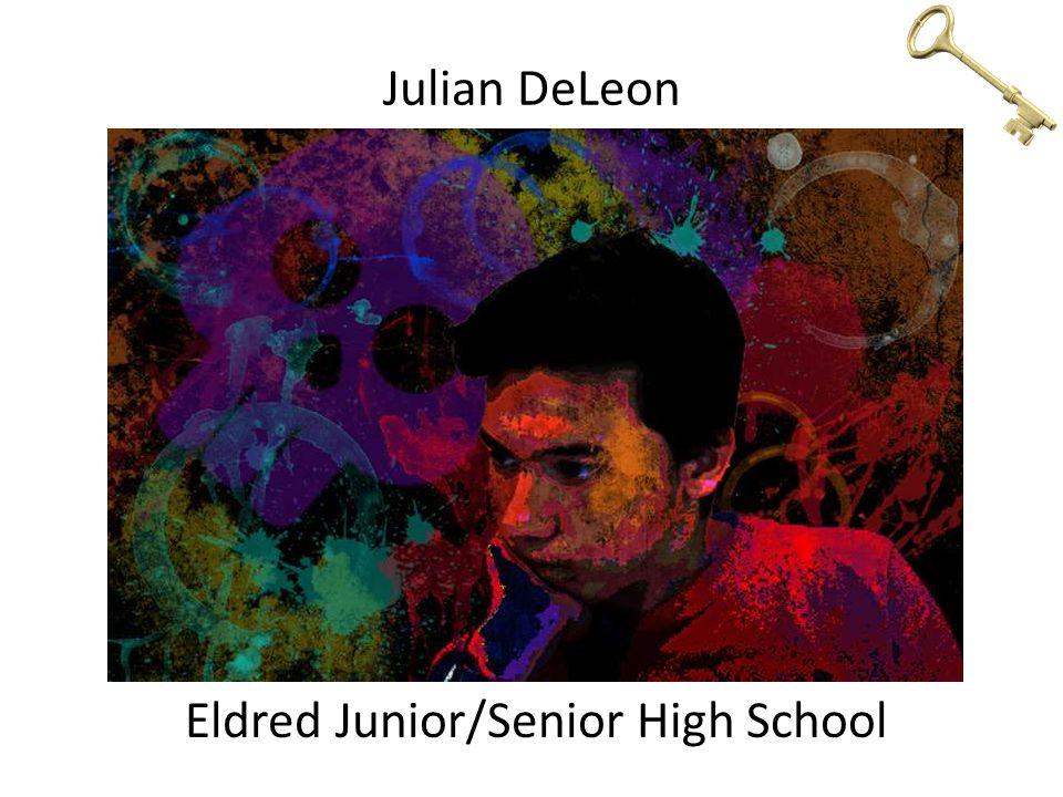 Julian DeLeon Eldred Junior/Senior High School