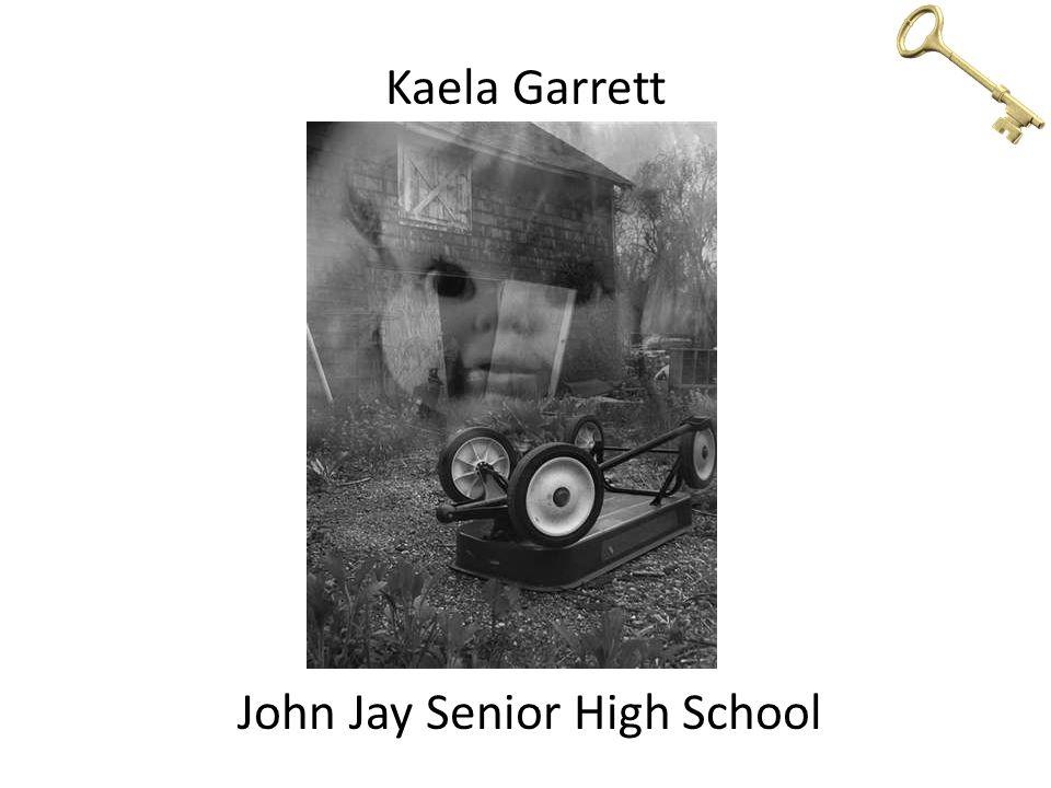 Kaela Garrett John Jay Senior High School