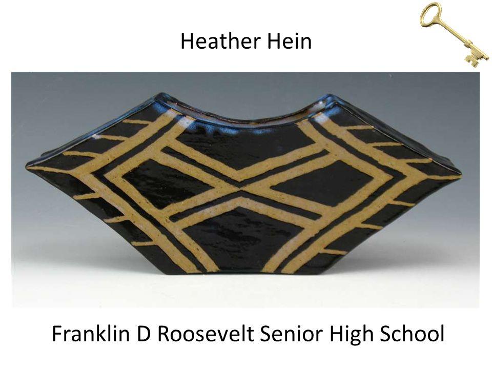 Heather Hein Franklin D Roosevelt Senior High School