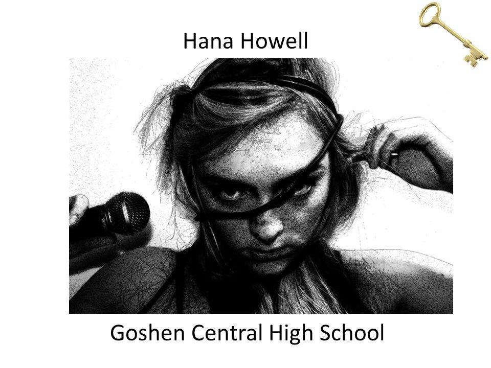 Hana Howell Goshen Central High School