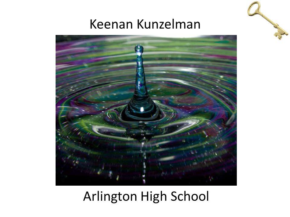 Keenan Kunzelman Arlington High School