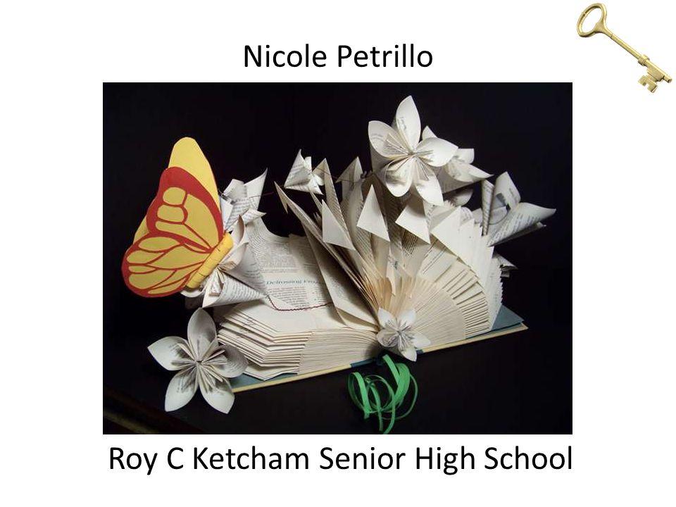 Nicole Petrillo Roy C Ketcham Senior High School