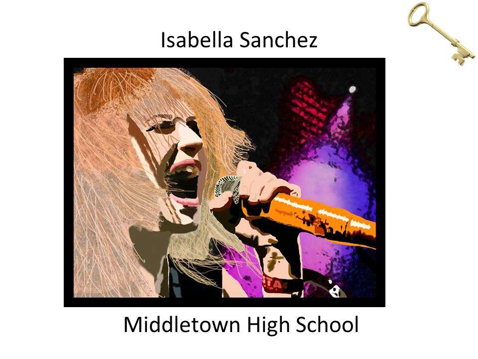 Isabella Sanchez Middletown High School