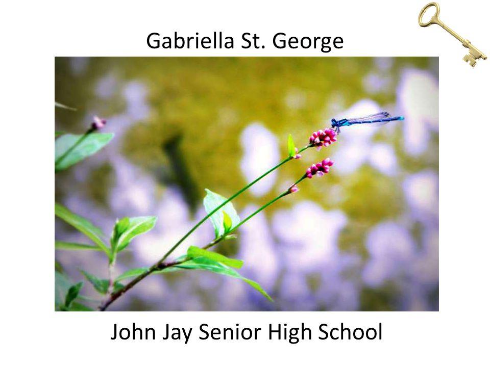 Gabriella St. George John Jay Senior High School