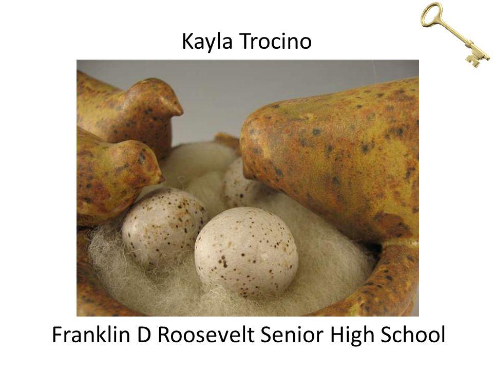 Kayla Trocino Franklin D Roosevelt Senior High School