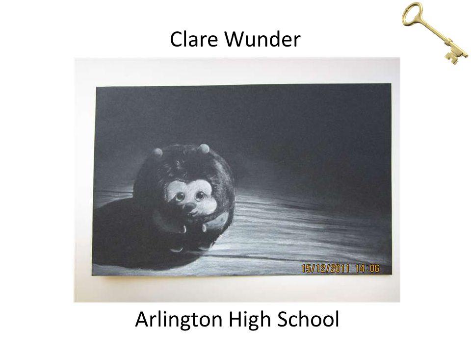 Clare Wunder Arlington High School